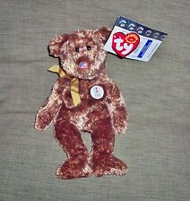 FIFA CHAMPION WORLD CUP USA  BEAR =BEANIE BABY-TY-MINT-NEW W/TAGS=2002 - RETIRED
