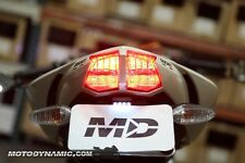 2009 2010 2011 2012 Ducati Streetfighter SEQUENTIAL LED Tail Light D-0SF-C