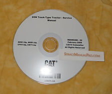 RENR5280 Caterpillar D5N Track Type Tractor Dozer Service Repair Shop Manual OEM