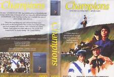 CHAMPIONS JOHN HURT   VHS VIDEO PAL~ A RARE FIND