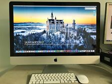 "iMac 27""  (A1312) 3.1GHz Intel Core i5 - 16G RAM, 1T HD GOOD WORKING CONDITION."