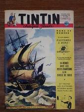 JOURNAL TINTIN ANNEE 1952 Numéro 205 Bel exemplaire