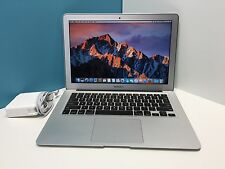13 Apple MacBook Air 1.7Ghz Core i5 / 4GB Ram / SSD / macOS 2016 / Warranty!