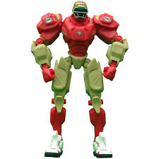 NEW NFL San Francisco 49ers Poseable Robot Fox Sports Football Fan Action Figure