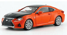 Lexus RC F (2014) Carbon Exterior Package lava orange CS 1:43 Kyosho 03653P