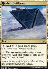 Holdout Settlement NM x4 Oath of the Gatewatch MTG Magic Cards Land Common