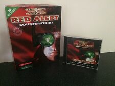 Command & Conquer Red Alert Counterstrike  - PC Big Box Game - Complete
