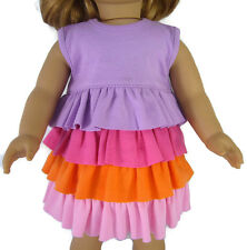 """CLEARANCE Pink Ballet Outfit fits 18"""" American Girl Doll Clothes"""