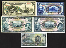 Banco de la Nacion Boliviana and Banco Central de Bolivia. Group of ... Lot 471