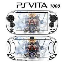 Vinyl Decal Skin Sticker for Sony PS Vita PSV 1000 Kingdom Hearts 3