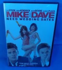 MIKE & DAVE, DVD, ZAC EFRON, (grph)