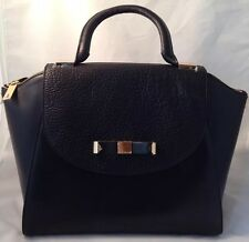Ted Baker Bow Bowler Leather Maxi Tote Bag Black RRP£249 Reduced Price