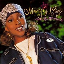 What's the 411? Remix Mary J. Blige MUSIC CD