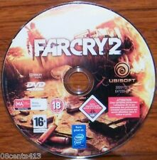 Far Cry 2 (PC DVD-ROM) Explore More Than 30 Square Miles Of African Savannah!