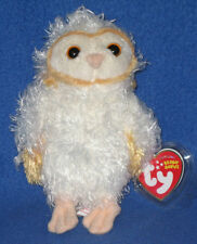 TY EGLANTINE the OWL BEANIE BABY - LEGEND of THE GUARDIANS OWLS of GA'HOOLE