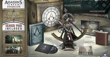 Figuras assassins creed Syndicate Big Ben Collectors Edition + Jacob personaje ps4 nuevo & OVP