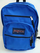 NWT JANSPORT Big Student Backpack Blue Boys Girls Book Bag Pack School Sack NEW
