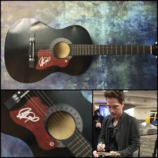GFA Pop Rock Heart Throb * RICHARD MARX * Signed Acoustic Guitar PROOF R1 COA