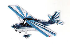 CITABRIA ACROBATIC Aircraft Airplane Aviation Collectable Patch Blue/White