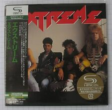 EXTREME - Extreme JAPAN SHM MINI LP CD NEU! UICY-93680