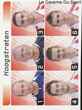 550 EQUIPE BELGIQUE 3DE KLASSE B STICKER FOOTBALL 2012 PANINI