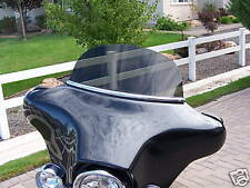 Harley Windshield Touring 8 in Dark Gray Windshield 1996-2013