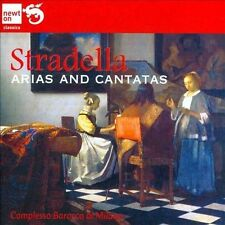Alessandro Stradella: Arias and Cantatas, New Music