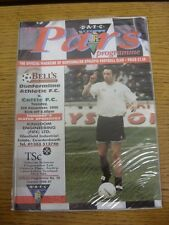 01/04/2000 East Fife v Albion Rovers  .  Thanks for taking the time to view this