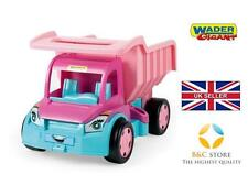~ NEW GIANT TRUCK FOR GIRLS TIP-CART LORRY BEST WADER TOY GIFT CHRISTMAS PINK ~
