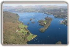 Lake Windermere Lake District Cumbria Fridge Magnet