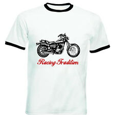 HONDA REBELB 2007 RACING TRADITION P - COTTON TSHIRT - ALL SIZES IN STOCK