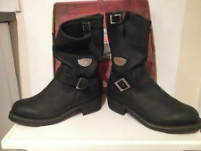 Red Wing Motorcycle Engineering Boots |  Size UK 8 | Biker Boots.00968,