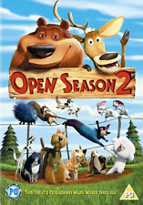 OPEN SEASON 2 - DVD - REGION 2 UK
