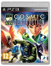 Ben 10 Ultimate Alien Cosmic Destruction ~ PS3 (in Great Condition)