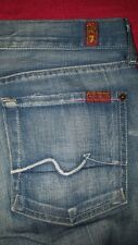 Ladies Seven 7 For all Mankind Flare Jeans - W31 L31.5