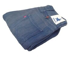 Men's Levis Jeans  Red Tab Retro Vintage Denim Blue W:33 L:32 Rare