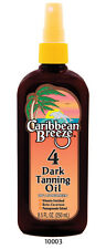 Caribbean Breeze SPF 4 Dark Tanning Oil 250ml