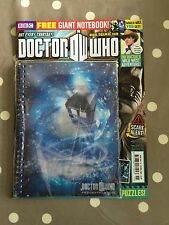 DOCTOR WHO ADVENTURES MAGAZINE Issue 264 - Excellent Condition With Free Gifts