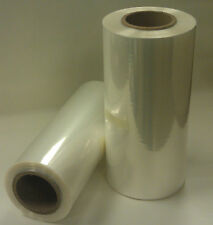 "12"" 75ga centerfold polyolefin heat shrink film/500 foot roll"