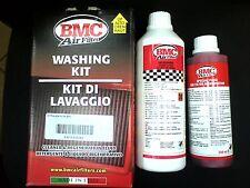 Kit pulizia lavaggio BMC FMWA250-50 per filtro aria BMC K&N auto moto air filter