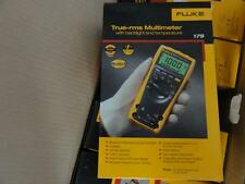 Fluke 179 TRUE RMS MULTIMETER Nuovo/Scatola originale multimetro digitale