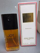 SEALED JEAN PATOU JOY 25ml .8oz VTG  Eau De TOILETTE SPRAY Perfume FRANCE NIB