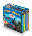Thomas & Friends Pocket Library 6 Board Books Set New