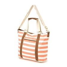 Key West Striped Tote Bag Purse Beach - NWT