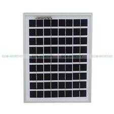 ECO-5Watt Panneau Solaire 5W Solar Panel for Home RV Small Power System Supply