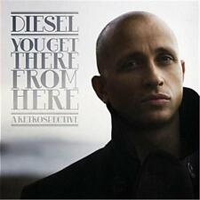 DIESEL YOU GET THERE FROM HERE A RETROSPECTIVE CD NEW