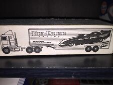 Eastwood Ertl Jim Dunn Race Car &Big Truck Hauler Super Hauler Christmas Gift!!!