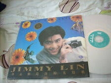 a941981 Jimmy Lin  林志穎 12-inch LD Laser Disc HK Star TM 追逐陽光寫真 Photo Collection + 今年夏天 Live Tracks No Poster