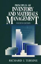 Principles of Inventory and Materials Management by Richard J. Tersine (1993,...