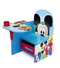 Delta Children Chair Desk With Storage Bin Mickey Mouse TC85664MM